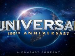 Universal Pictures 100th Anniversary new logo