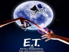 Universal Studio - E.T Anniversary Edition Blu-ray