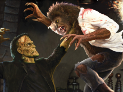 "All-New ""Universal Monsters"" Makes Debut at Universal Orlando Resort's Halloween Horror Nights …and makes a triumphant return to Universal Studios Hollywood!"