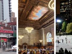 new york city film locations winter