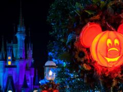 New Fireworks Show Announced for Mickey's Not So Scary Halloween Party
