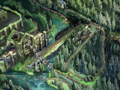 Exciting New Details Revealed for Universal's New Harry Potter Coaster