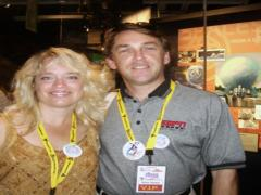 Simon and Susan Veness - Orlando Experts