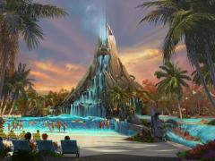 Universal Reveal the Stories Behind Volcano Bay