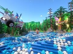 Launch Date Announced for New VR Coaster ...enter the wacky world of LEGO!