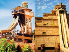 Wild Wadi and Aquaventure