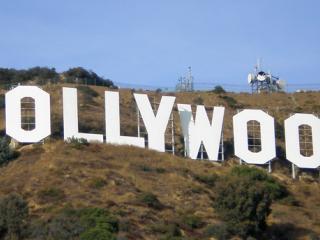 Hollywood Sign - California