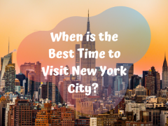 When is the best time to visit New York City?