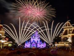 Wishes Nighttime Spectacular - Disney World