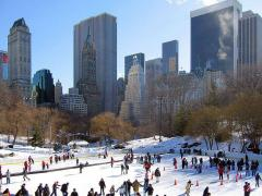 Central Park Ice-Skating Tickets are Back! Time to get your skates on!