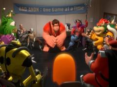 Wreck it Ralph video game characters