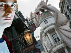Universal Orlando's Diagon Alley