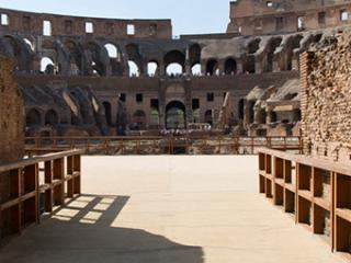 Prestige Colosseum Tour with Special Access to the Underground and Third Tier