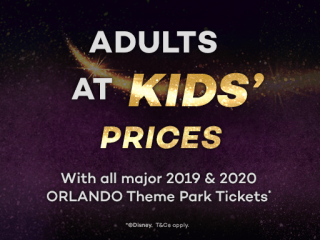 Adults at Kids' Prices Black November Sale