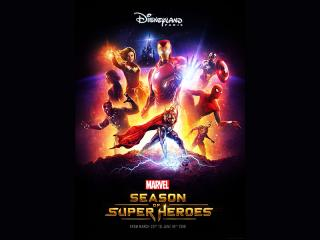 Free Marvel Gift With All Disneyland Paris Bookings*