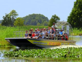 FREE Orlando Airboat Ride and Wild Animal Park Admission