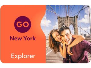 Save over 10% on Go New York Explorer Pass