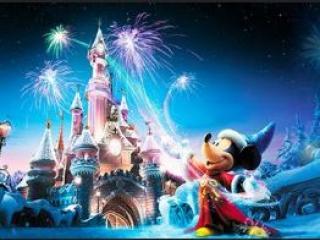 Unwrap The Magic Of Christmas At Disneyland Paris