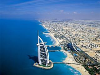 Dubai is an Open Sesame to Arabian adventure