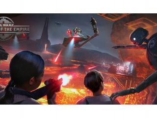 Star Wars: Secrets of the Empire Hyper-Reality Experience Coming to Disney!
