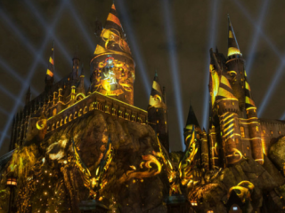 New Hogwarts Show Launching at the Wizarding World of Harry Potter!