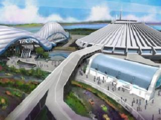 New Tron Roller Coaster Revealed for Magic Kingdom Adrenaline junkies will love this one...