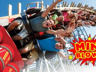 New Wooden Roller Coaster Opening in Florida THIS WEEK!