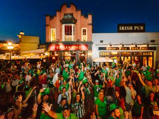 Check Out This Mighty Festival For St Patrick's Weekend! By ATD's Florida experts Susan & Simon Veness