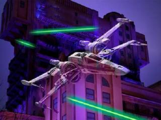 Feel the Force at Disneyland Paris from this January!