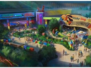 Opening Date for Disney's Toy Story Land Announced!