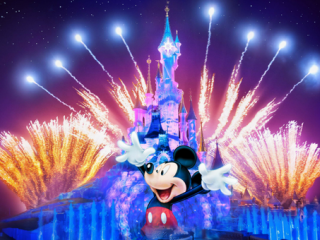 Disneyland Paris Gears up to Celebrate 25 Magical Years It's time to sparkle!