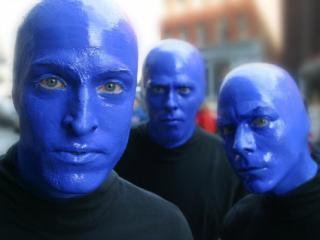 The Blue Man Group Orlando Tickets
