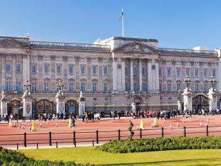 Buckingham Palace Entrance Tickets