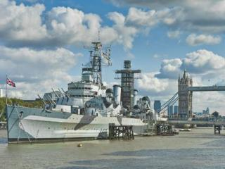 HMS Belfast Audio Guide Ticket