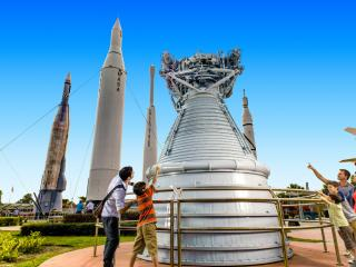 Kennedy Space Center The only place on Earth where you can tour launch areas