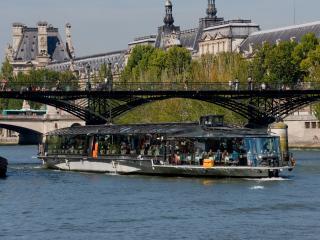 Paris Lunch Cruise