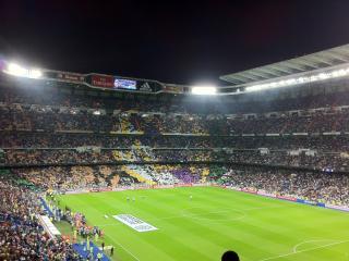 Real Madrid Football Tickets