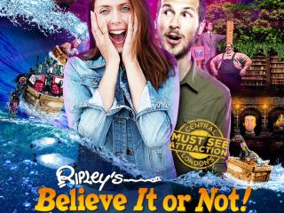 Ripley's Believe It or Not! London – FREE FAST TRACK!