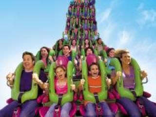 Enjoy a range of Orlando attractions and roller coasters with ATD IE.