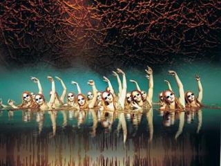 'O' Cirque du Soleil Tickets