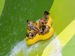2-Park SeaWorld and Aquatica® California Ticket