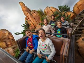 3-Day/2 Parks Disneyland® Paris Hopper Ticket
