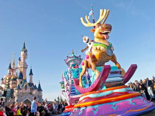 3 Days for the price of 2 Disneyland Paris Hopper Ticket