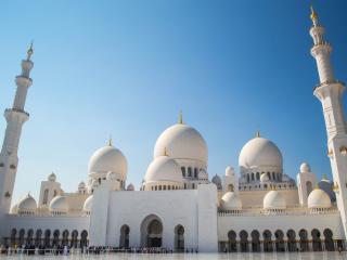 Abu Dhabi City Tour from Dubai