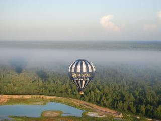 Balloon Flight Over Orlando
