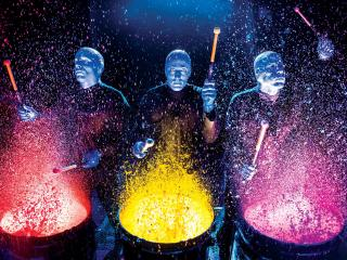 Blue Man Group Tickets at Universal Orlando Resort