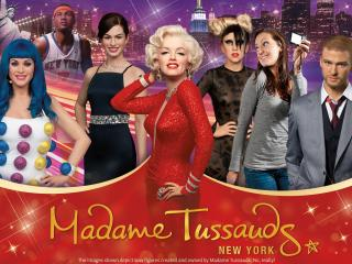 Central Park Ice Skating & Madame Tussauds All Access Pass