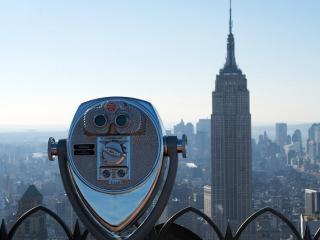 Central Park Ice Skating & Top of The Rock Observation Deck Combo Saver
