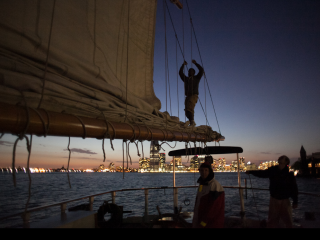 Clipper City Harbour Lights Sail (90 minutes)