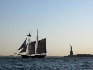 Clipper City Twilight Sail
